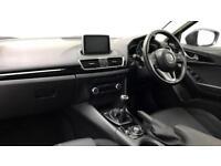 2015 Mazda 3 Diesel black Manual