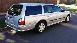 2007 BF Ford Falcon Wagon XT MK11 Camden Park West Torrens Area Preview
