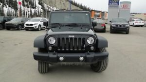 2014 Jeep Wrangler X Unlimited Sport