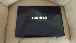 """Toshiba Satellite p200-ab1 17"""" Complete LCD Screen Assembly"""