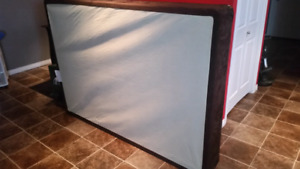 Double boxspring