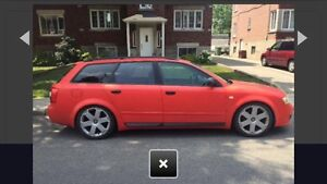 Audi A4 Familiale
