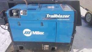 Miller 325 EFI trailblazer