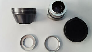 Sony Lens (fit SONY, PANASONIC, JVC, RCA, SHARP)