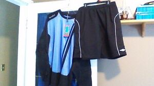 Goalie shirt & shorts