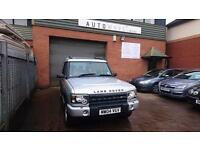 2004 / 04 Land Rover Discovery 2 2.5 TD5 ES Premium Station Wagon 5dr (7 Seats)