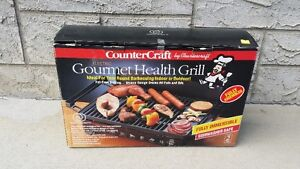 Gourmet Health Grill - New Never Used