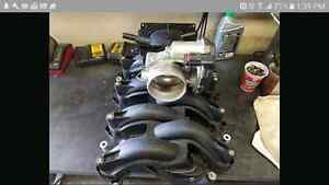 14 ford raptor intake manifold and throttle body best offer. Strathcona County Edmonton Area image 3