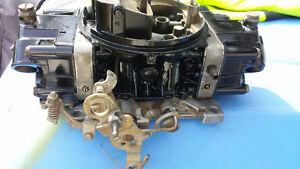 Holley 750 Rebuilt & Ready to Use.