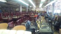 BIGGEST USED OFFICE FURNITURE STORES IN ONTARIO WORTH THE DRIVE Mississauga / Peel Region Toronto (GTA) Preview