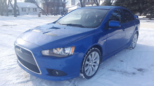 2009 Lancer Turbo Awd sst