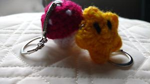 Locally handmade crochet goodies and more
