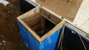 Excavation ,waterproofing and Building Service