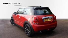 2015 Mini Cooper 1.5 Cooper 3dr Manual with Chi Manual Petrol Hatchback