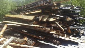 2 Chord Slab Wood