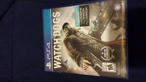watch dog for ps4