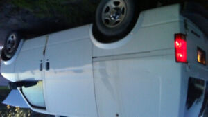 2003 chev astro cargo van for sale or for partd