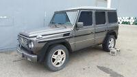G500 G Wagon For parts or Repair