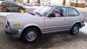 1982 Honda Civic hondamatic