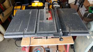 Craftsman 8 inch direct drive table sawmodel #113221610 Saint-Hyacinthe Québec image 9
