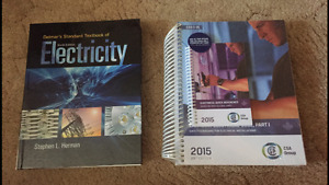 Canadian electrical code book/ Delmar's textbook of electricity