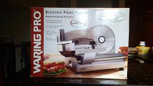 Waring Pro FS800C Food Slicer