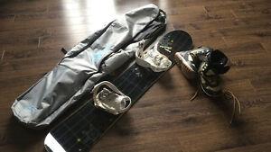 Board/Boots/Bag