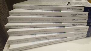 2018 CFA study notes and practice exams for Level 1
