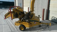 2010 Vermeer BC600XL Wood Chipper/Shredder