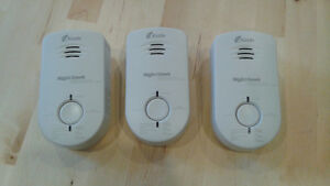 Three Kidde Carbon Monoxide Alarms Kingston Kingston Area image 1