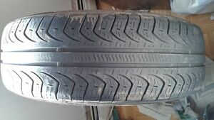 2-Pirelli all season tires. 195/65R15. $60. call