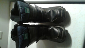 Boy winter boot size  3