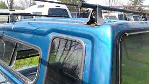 Truck cap off 2005 ford Ranger got roof racks