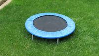 Rebounder - mini trampoline