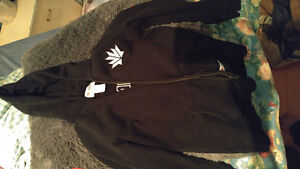Zippered hoodie - Excellent quality