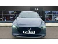 2019 Mazda 3 2.0 Skyactiv G MHEV GT Sport Tech 5dr Petrol Hatchback Hatchback Pe