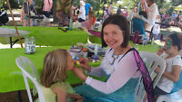 Face Painting - LOW rates, unique designs ! Great with kids !