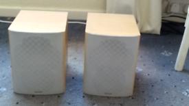 Denon SCM-51 speakers