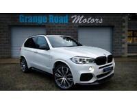 2014 14 BMW X5 3.0 XDRIVE 30D M SPORT M-PERFORMANCE *PAN ROOF* DIESEL