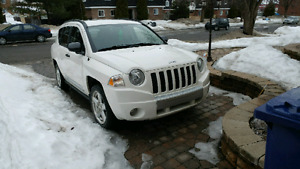 Jeep compass limited 2008 FWD