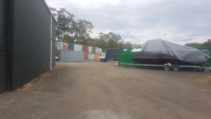 Cheap Storage Northern Beaches, Boats Containers Trucks Household