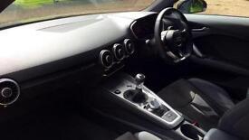 2015 Audi TT Coupe 2.0T FSI Sport 2dr Manual Rea Manual Petrol Coupe