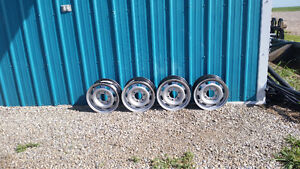 4 Steel rims for 2006 GMC Canyon Truck