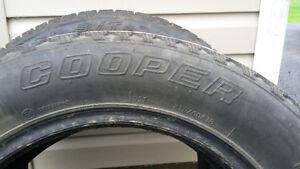 """Cooper 16"""" Winter Tires"""