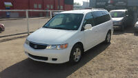 2001 Honda Odyssey EX *MECHANICALLY INSPECTED,VERY CLEAN*