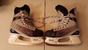 Women's size 8 Nike Hockey Skates