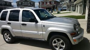 2006 Jeep Liberty Limited CRD SUV, Crossover