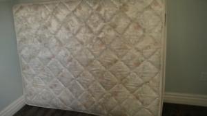 Queen mattress  only $40
