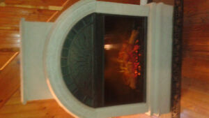 Dimplex Scottsdale Outdoor Electric Fireplace EMP-OSTN-36