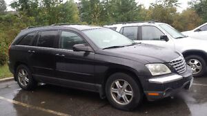 2004 CHRYSLER PACIFICA PREMIUM SUV CROSSOVER